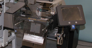 Automatic bagging machines